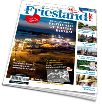 Friesland Post cover