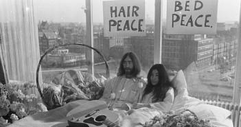 John Lennon en Yoko Ono