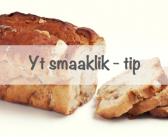 Een recept voor Fries suikerbrood