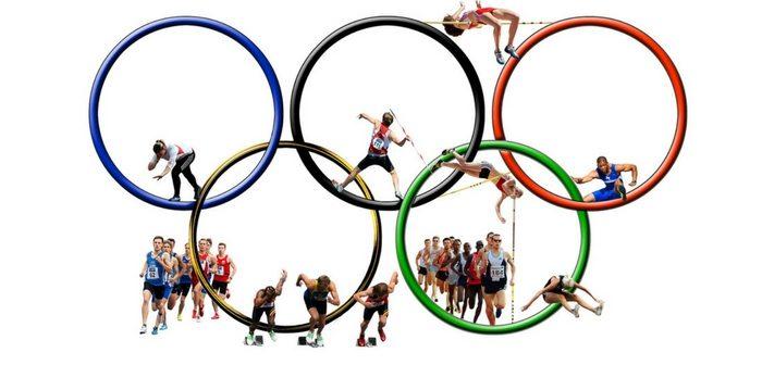 Friezen op de Olympische spelen