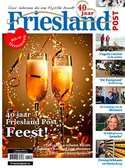 Friesland Post januari 2014