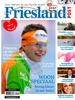Friesland Post februari 2014
