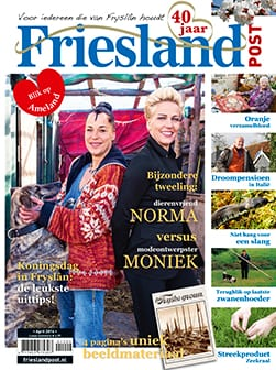 Cover Friesland Post april 2014