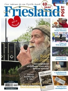 Cover Friesland Post mei 2014