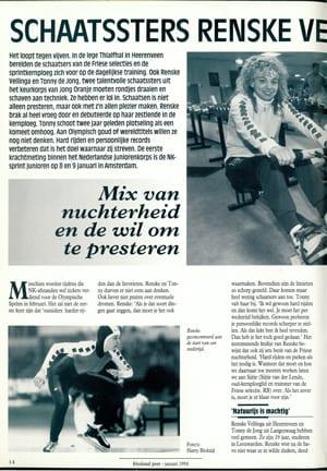 Terugblik 40 jaar Friesland Post