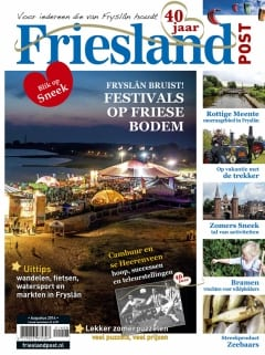 Friesland Post augustus 2014