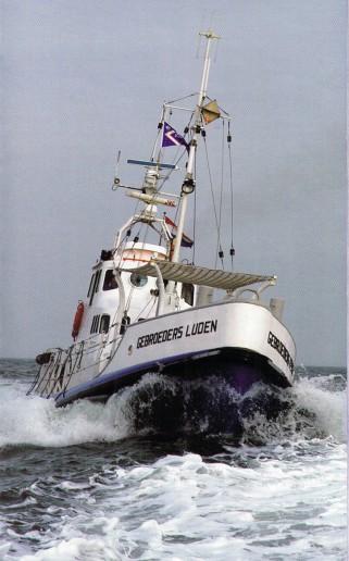 Gebroeders Luden is een voormalige reddingsboot van de toenmalige Koninklijke Noord- en Zuid-Hollandsche Redding-Maatschappij.