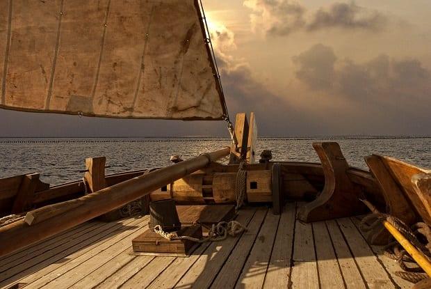 De Wierumer Aek is een replica van de gelijknamige in 1871 gebouwde Aek. Met het herbouwde schip wordt de herinnering aan een bijzondere visserijgeschiedenis en de vissersramp in 1883, levend gehouden.