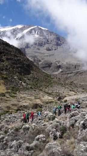 Expeditie Kilimanjaro