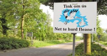 Er zijn genoeg momenten waarop je getuige bent van een maf, leuk of grappig moment. Hieronder staan vijf van zulke momenten in Fryslân die op foto zijn vastgelegd.