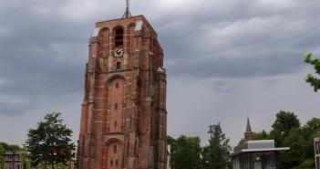 Dit weekend is het de laatste kans om de Oldehove te beklimmen. Vanaf zondag 26 oktober gaat de toren in de winterstand.