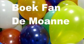 Elke maand heeft de Friese Pers Boekerij het 'Boek Fan De Moanne'. Deze maand is dat het boek Dertien dagen om een spetterend feest te organiseren van Hanneke de Jong.