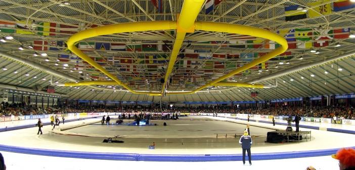 Vanaf vandaag strijden schaatsers over de hele wereld weer in Thialf om de ISU World Cup. Drie dagen lang is er volop schaatsen in Heerenveen.