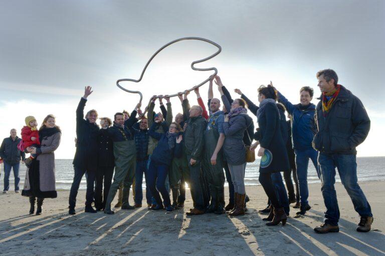 afsluitdijk, vismigratiesluis, waddenvereniging