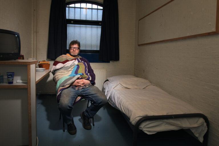 Gevangen in de Blokhuispoort