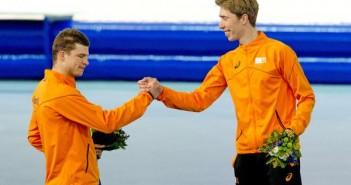 Sven en Jorrit