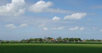 Over de kwaliteit van de lucht in Fryslân hoeven we ons geen zorgen te maken.