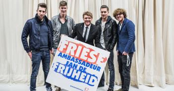 Friese ambassadeur Vrijheid Fryslân