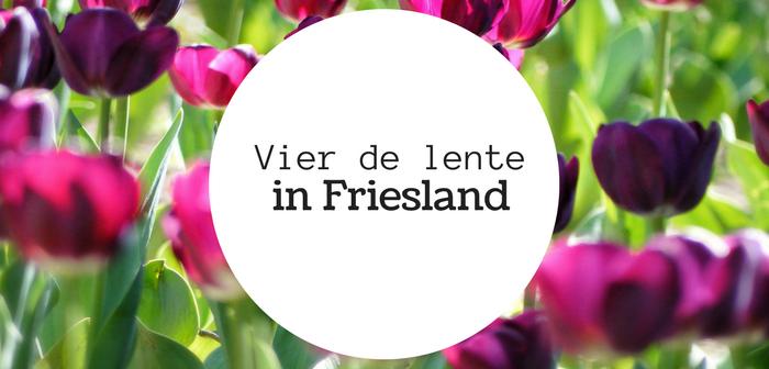 Lente-uitjes in Friesland
