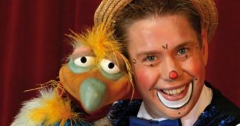Charlie & Sander Kerstcircus