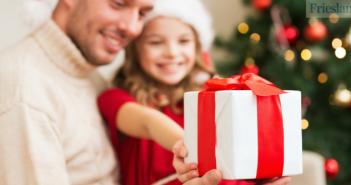 Friezen tasten diep in de buidel tijdens kerst