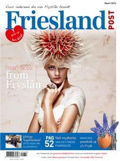 Cover maart Friesland Post
