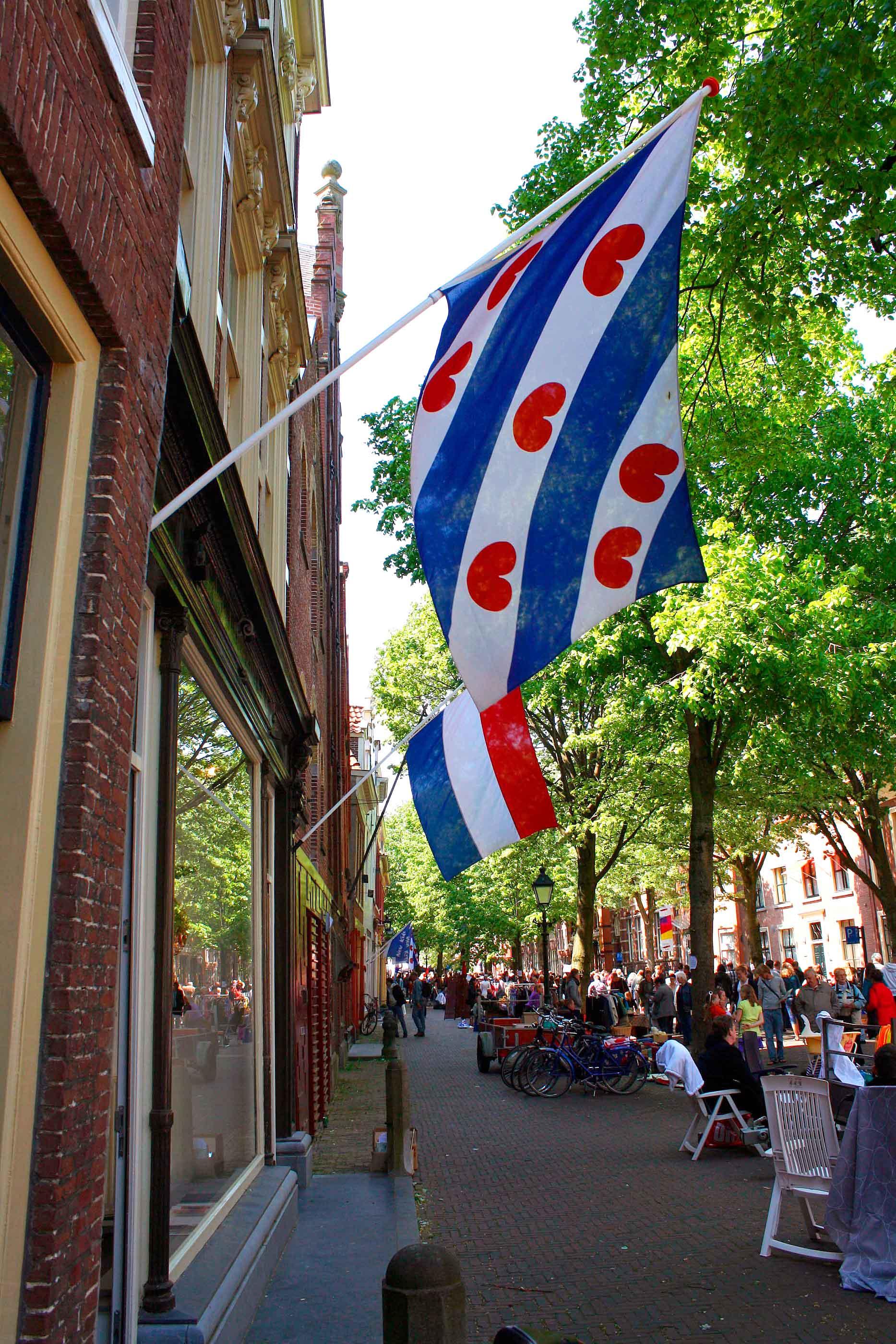 Beleef Koningsdag in Fryslân