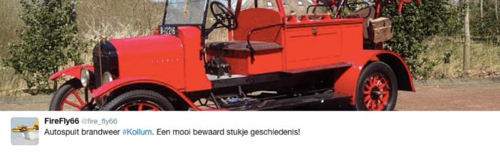Kollumerland op het web