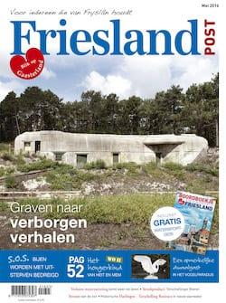 Cover mei editie 2016