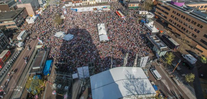 Evenementen in Friesland op Bevrijdingsdag
