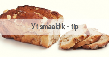 recept Fries suikerbrood