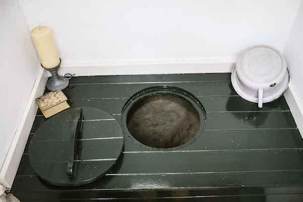 Vijf keer een dot van een toiletpot