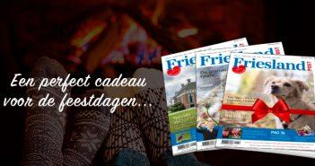 Een perfect cadeau: de Friesland Post