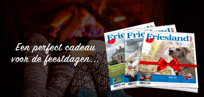 Een perfect cadeau: de Friesland Post
