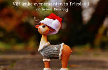 Vijf leuke evenementen in Friesland op Tweede Kerstdag