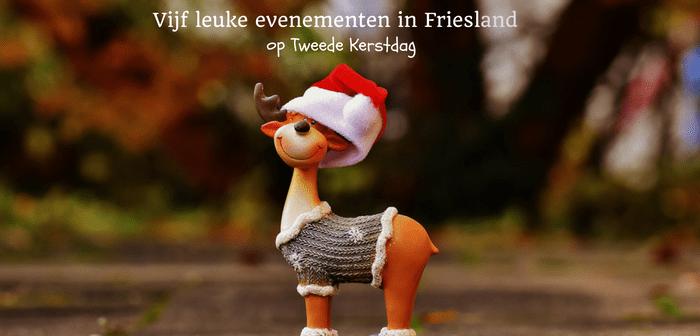 Wat Te Doen Op Tweede Kerstdag In Friesland