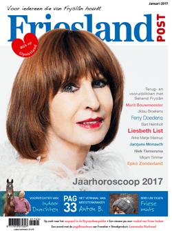 Cover januari editie 2017