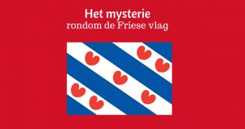 Het mysterie rondom de Friese vlag