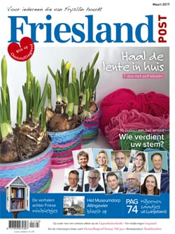 Cover (Friesland Post, april 2017)
