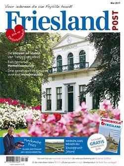 Cover mei editie Friesland Post 2017