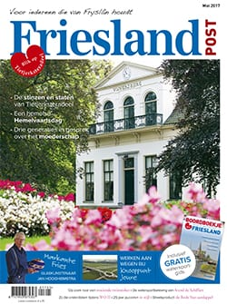 Cover mei editie Friesland Post 2017