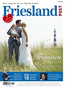 Juni editie Friesland Post