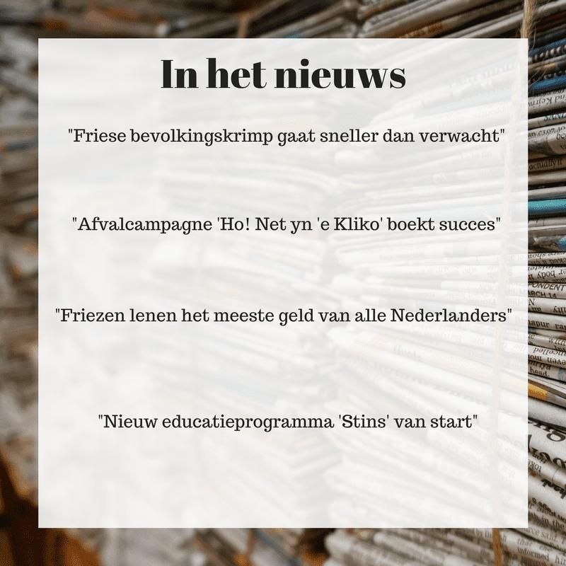 Het Friese nieuws