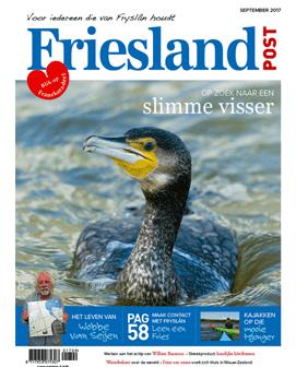 Cover september Friesland Post