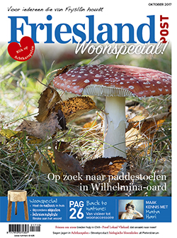 Cover oktober 2017 Friesland Post