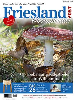 Cover oktober 2017 Friesland Post