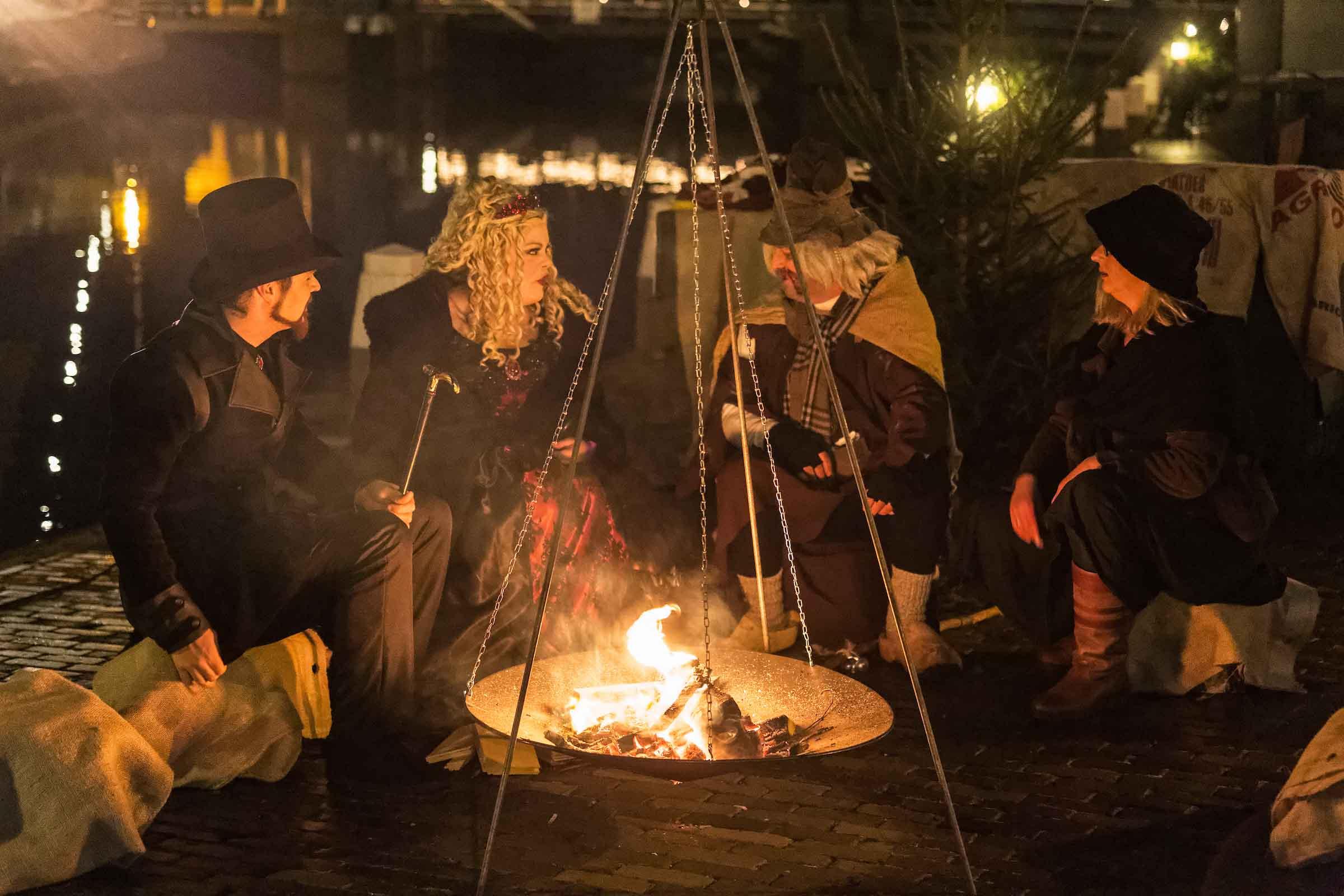 Het gezelligste kerstfestijn van Friesland.