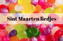Sint Maarten liedjes