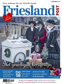 December editie 2017 Friesland Post