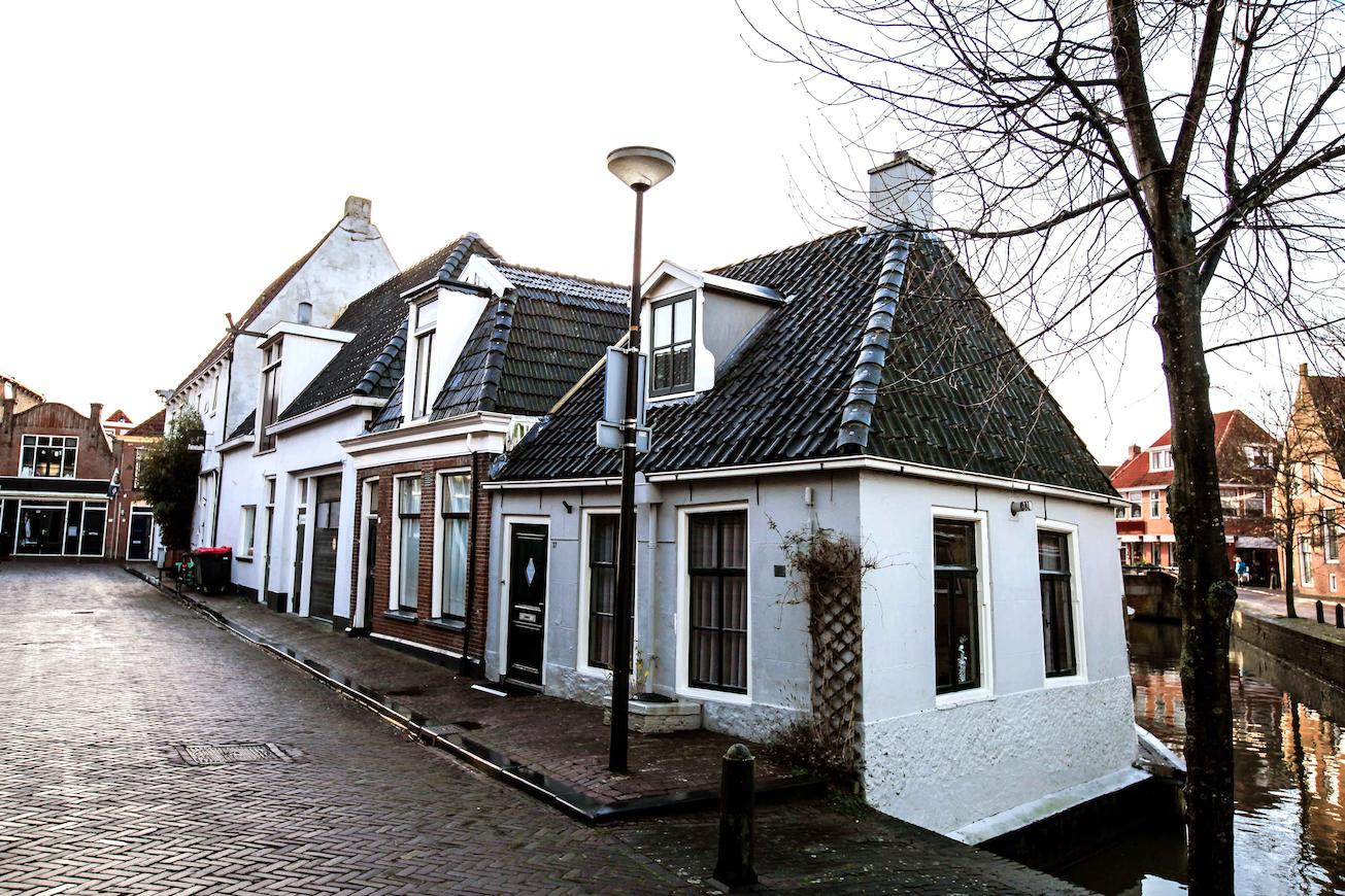 De 'Tiny Houses' van toen
